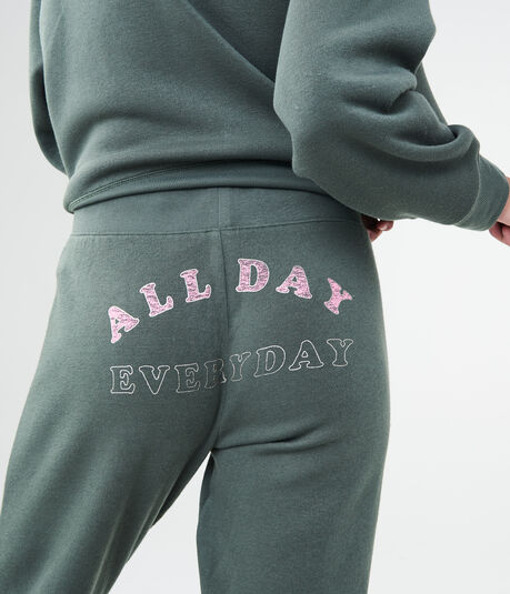 LLD All Day Everyday Yummy Cinch Sweatpants