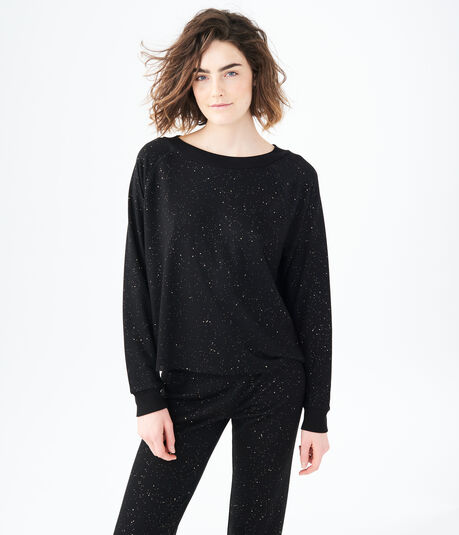 LLD Sparkle Sleep Sweatshirt