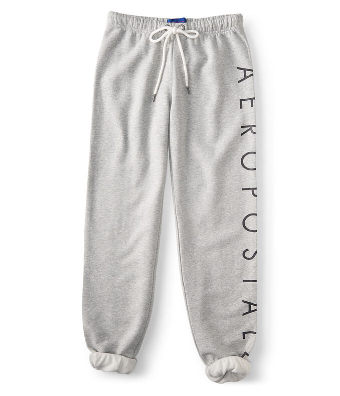 Aeropostale Logo Cinch Sweatpants