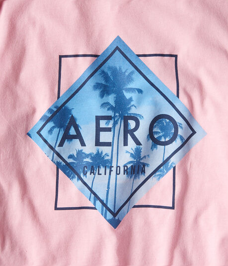 Aero California Diamond Graphic Tee