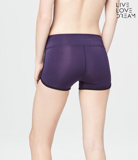 LLD Solid Active Dolphin Shorts