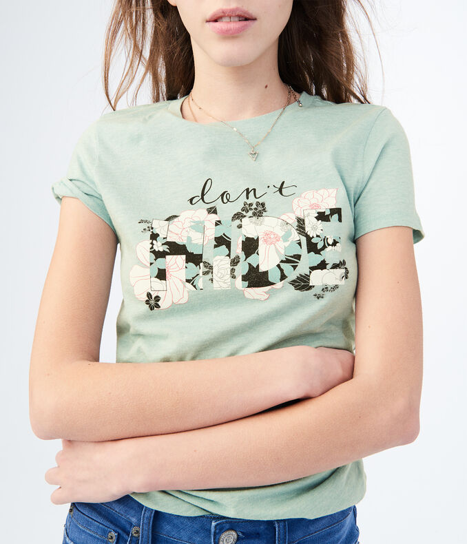 Free State Don't Hide Graphic Tee
