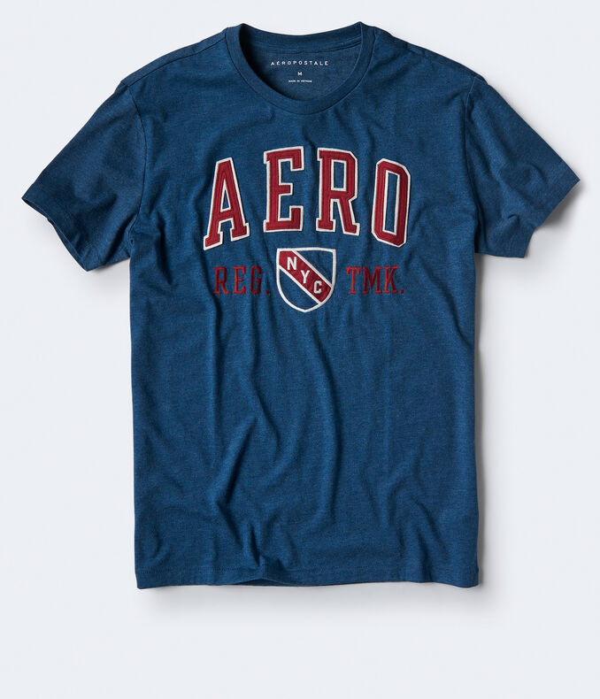Aero NYC Reg Tmk Graphic Tee
