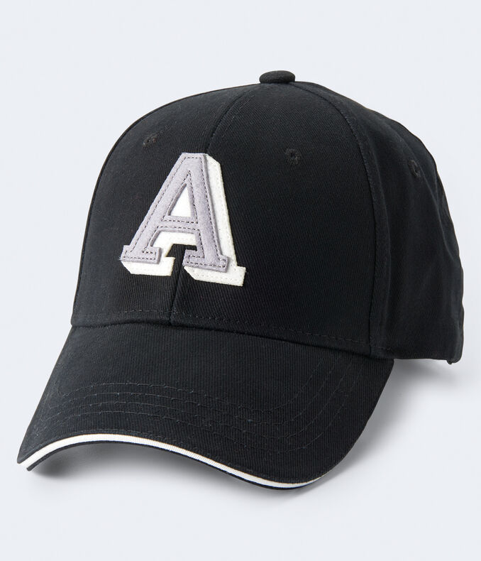 """A"" Logo Fitted Hat"