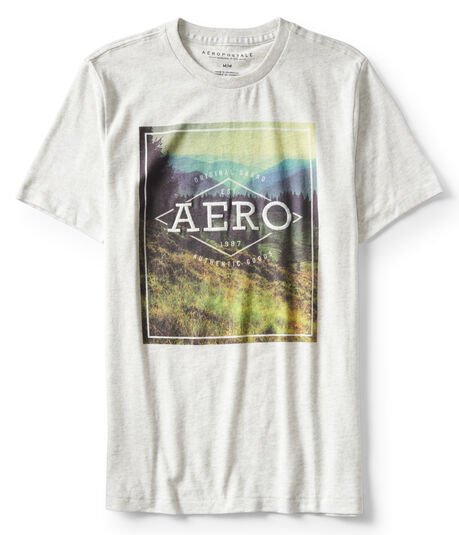 Aero Authentic Goods Graphic Tee