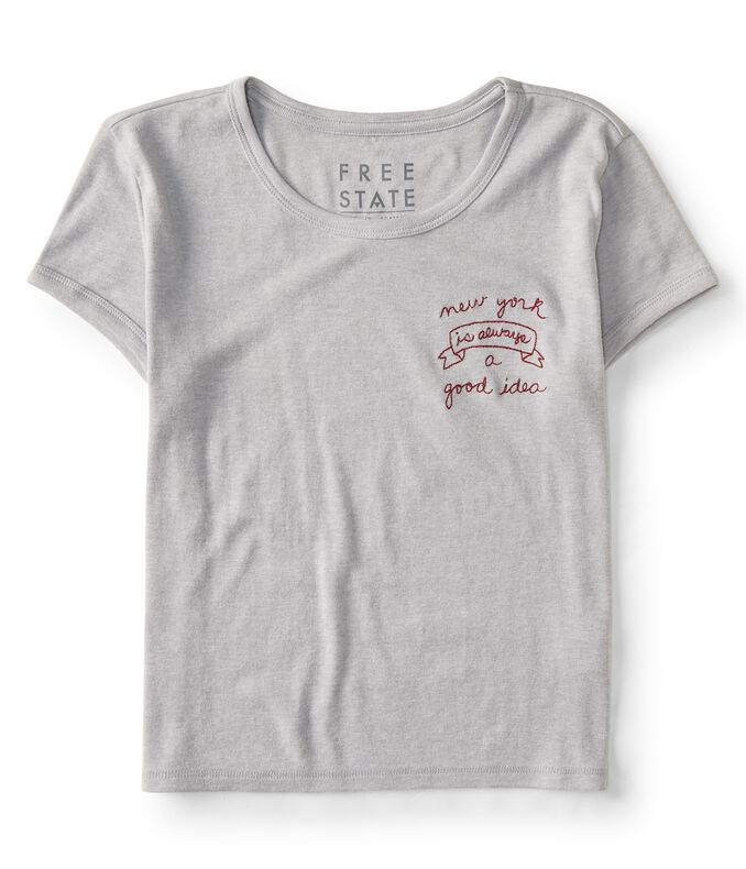 Free State Good Idea Cropped Tee