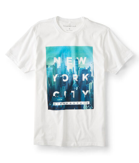 Hidden New York City Graphic Tee