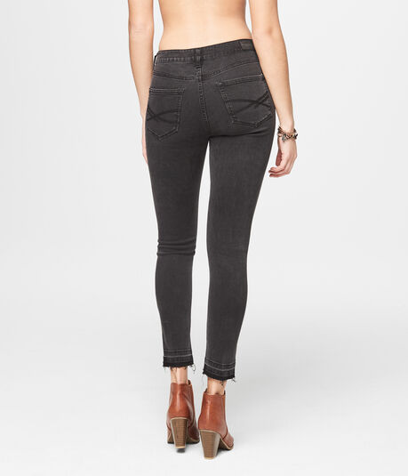 ... Seriously Stretchy High-Waisted Ankle Jegging - Jeans For Teen Girls & Women Aeropostale