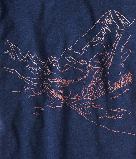 Free State Mountain Views Graphic Tee