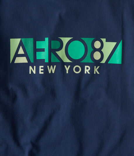 Aero 87 New York Graphic Tee