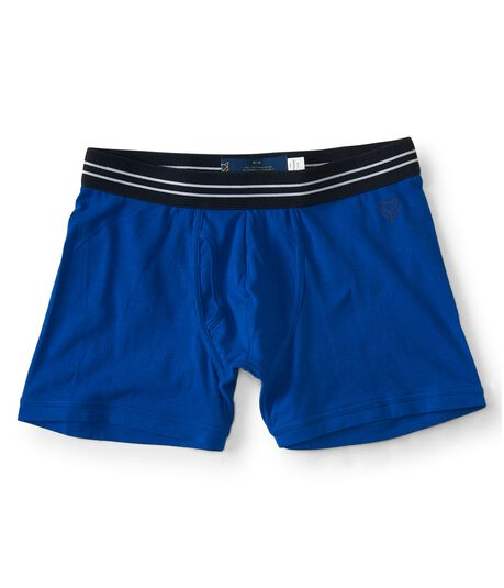 Prince & Fox Solid Knit Boxer Briefs