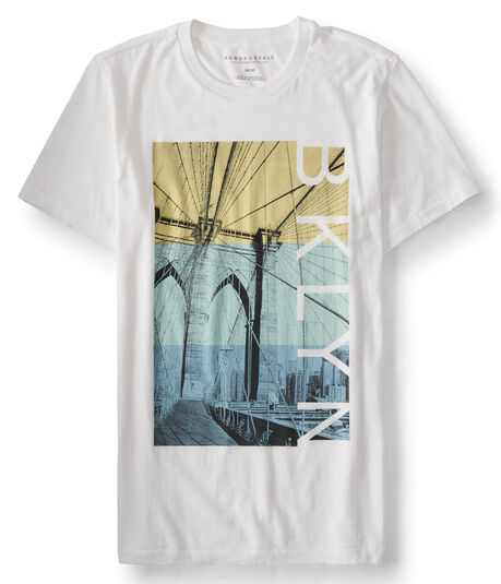 BKLYN Bridge Graphic Tee