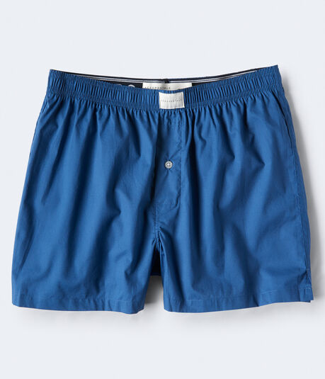 Chambray Woven Boxers
