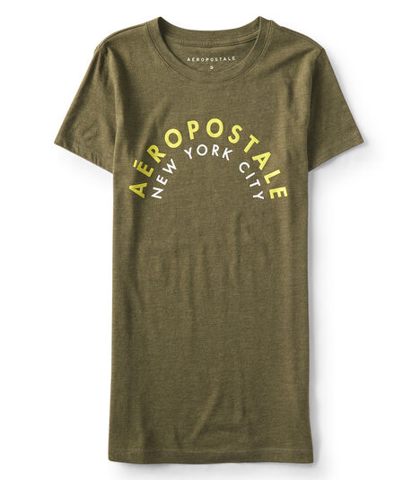 Aéropostale Arch Graphic Tee
