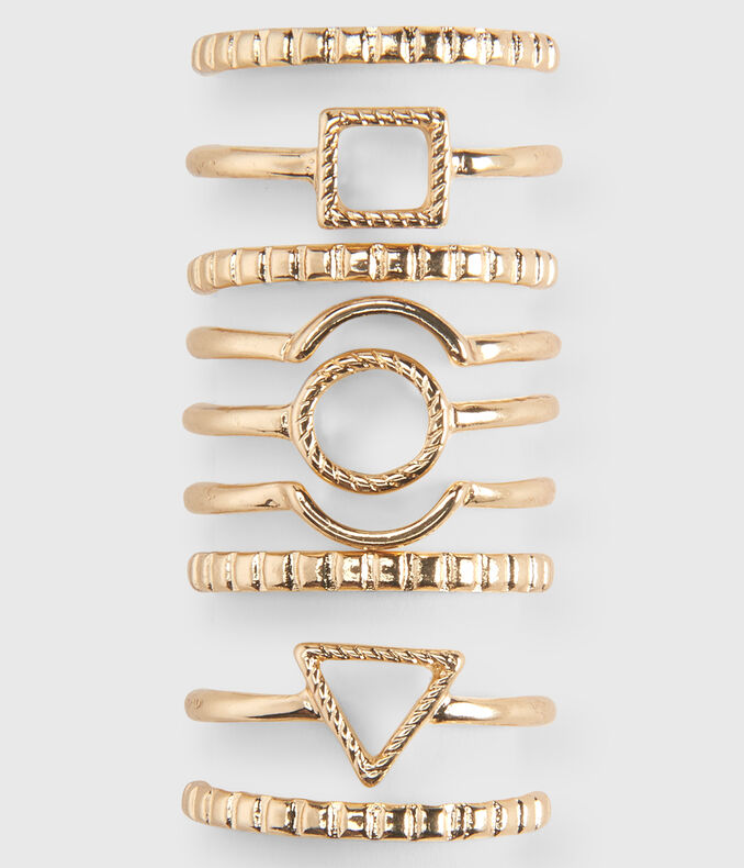 Thin Ring 9-Pack