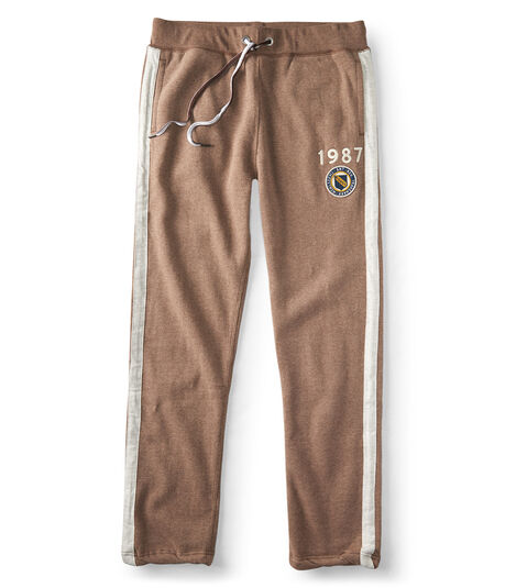 Aero Patch Stripe Slim Sweatpants
