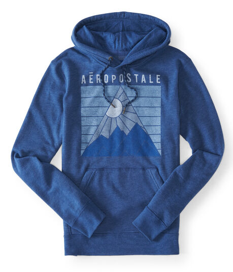 Aéropostale Mountain Pullover Hoodie