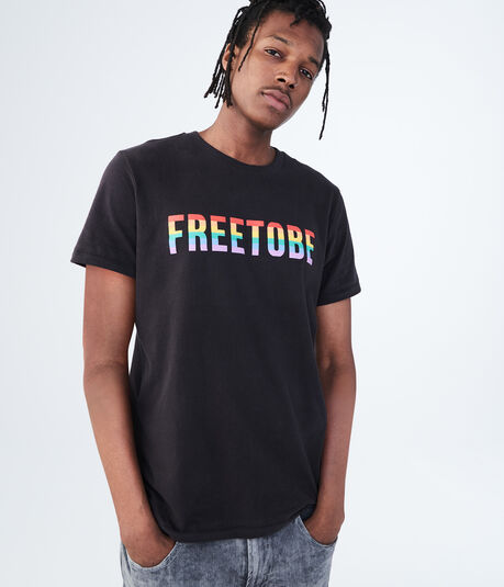 Free To Be Graphic Tee