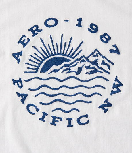 Aero Pacific NW Graphic Tee