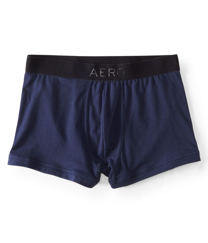 Aero Solid Knit Trunks