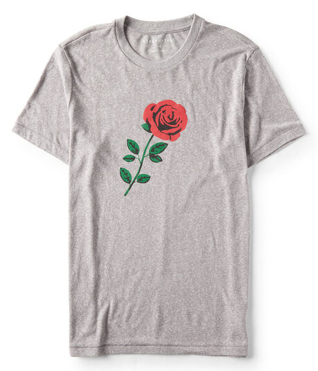Single Rose Graphic Tee