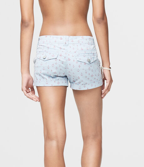 Prince & Fox Anchor Beachcomber Shorts