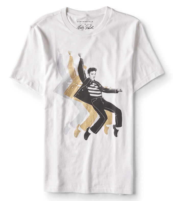 Guys' Elvis Dance Graphic Tee