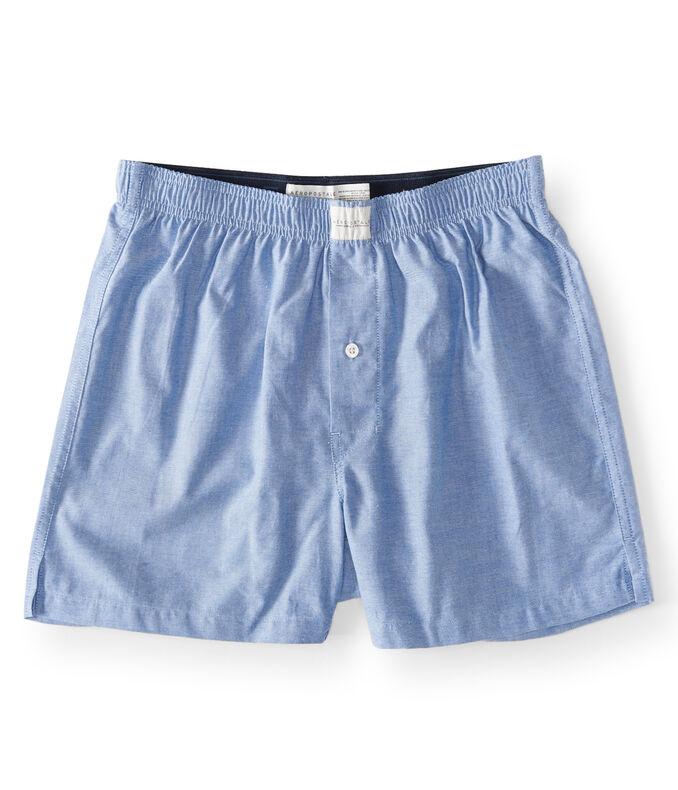 Oxford Woven Boxers