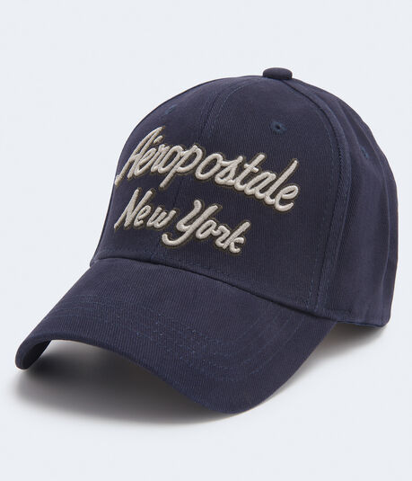 Aero New York Script Fitted Hat