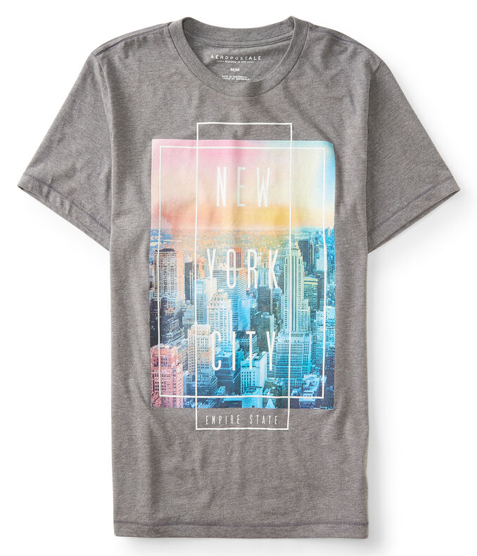 NYC Color Photo Graphic Tee