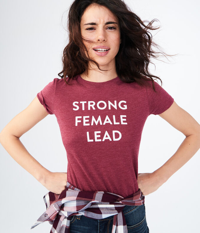 Free State Strong Female Lead Graphic Tee