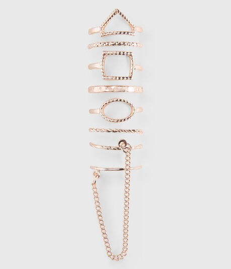 Dainty Ring 7-Pack