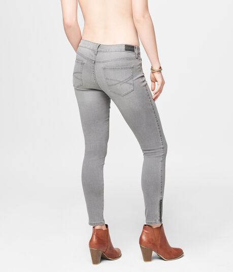 Seriously Stretchy Low-Rise Ankle Jegging