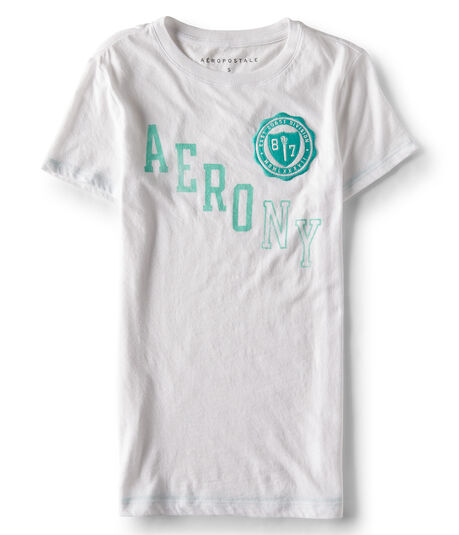 Aero NY Patch Graphic Tee