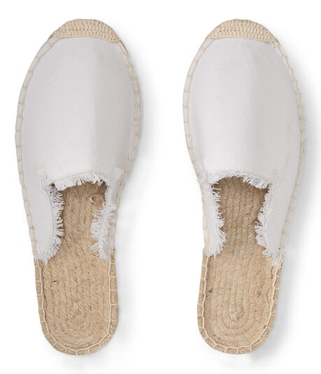 Canvas Slip-On Espadrille