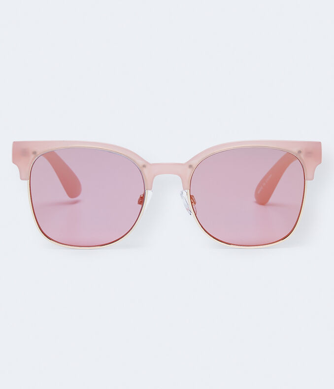 Square Matte Sunglasses
