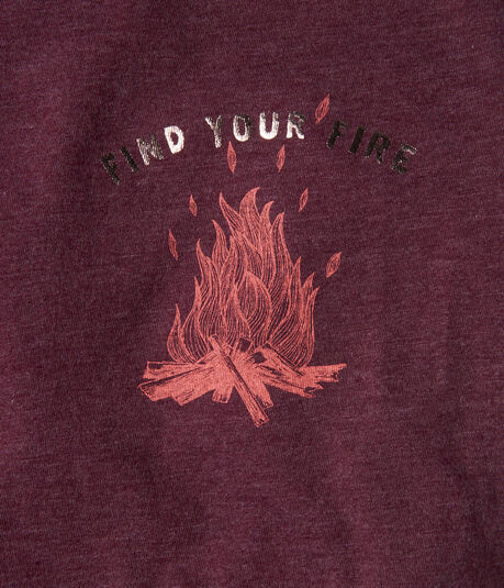 Free State Find Your Fire Graphic Tee
