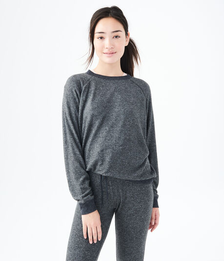 LLD Fuzzy Sleep Sweatshirt