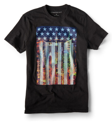 City Flag Graphic Tee