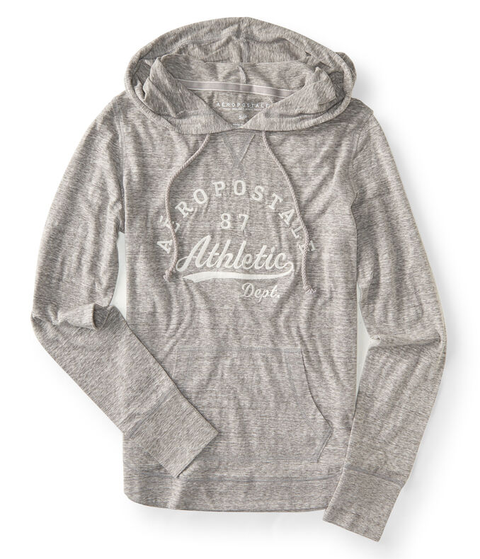 Long Sleeve Aéropostale Athletics Hooded Tee