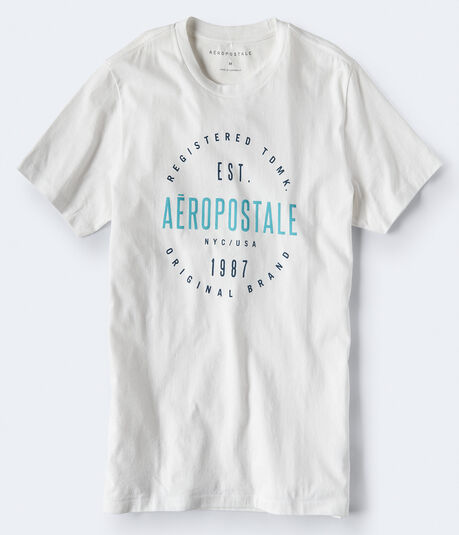 Aeropostale Trademark Graphic Tee