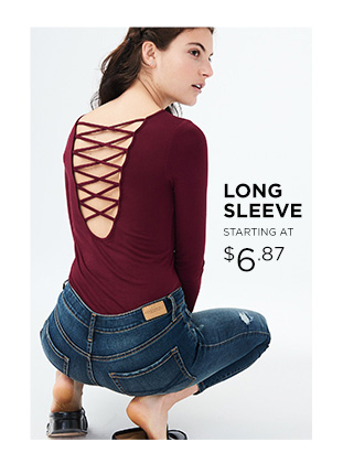 Long Sleeves