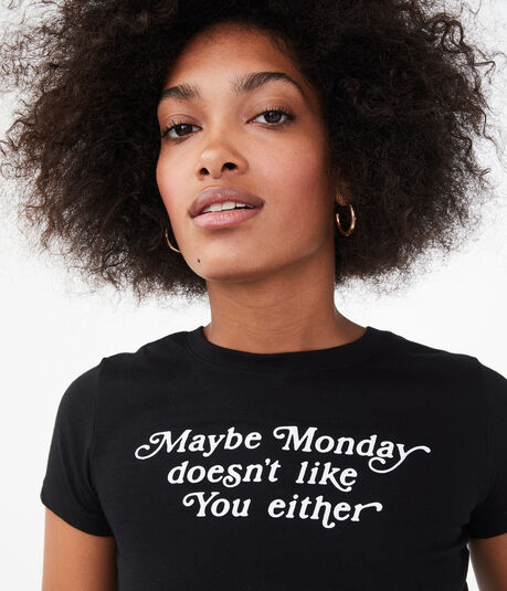 Maybe Monday Graphic Tee