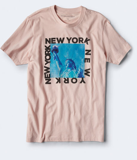 Statue Of Liberty Graphic Tee