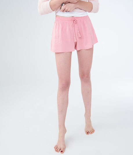 LLD Solid Sleep Shorts