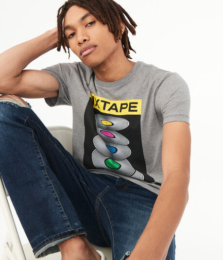 Free State Mixtape Graphic Tee