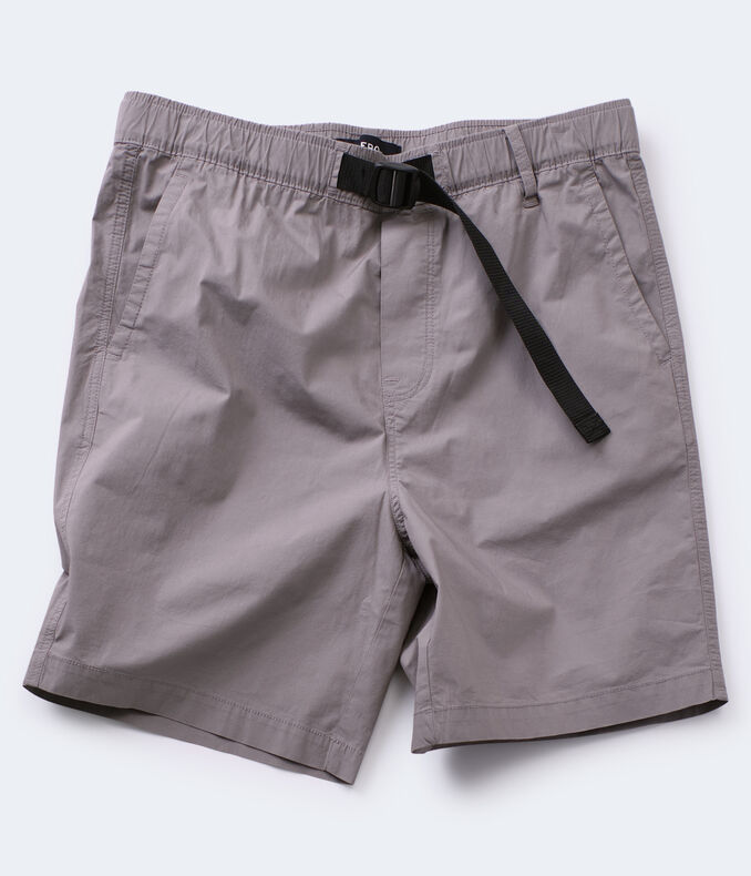 "Solid Stretch 7.5"" Trek Shorts"