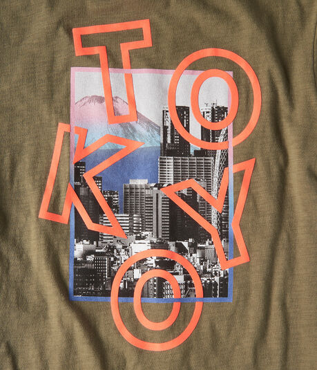 Tokyo Travels Graphic Tee