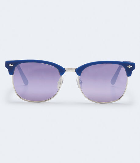 Mirrored Matte Clubmax Sunglasses