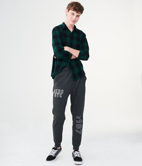 Aero 1987 NYC Jogger Sweatpants